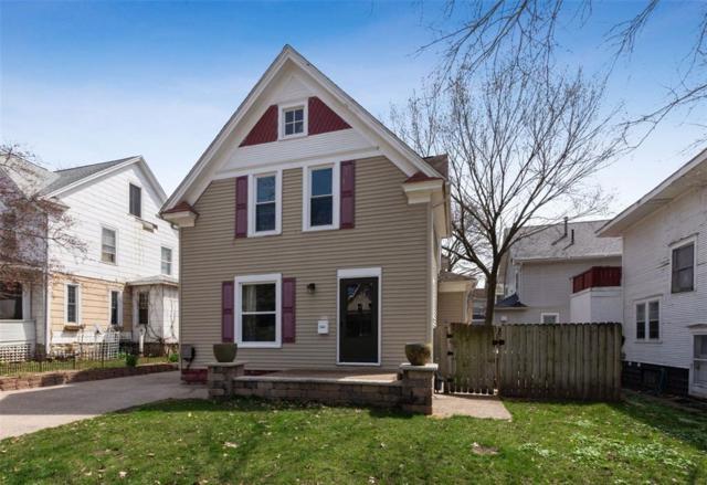 1705 C Avenue NE, Cedar Rapids, IA 52402 (MLS #1902778) :: The Graf Home Selling Team