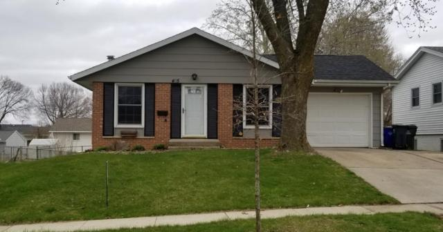 405 Cherry Hill Road SW, Cedar Rapids, IA 52404 (MLS #1902810) :: The Graf Home Selling Team