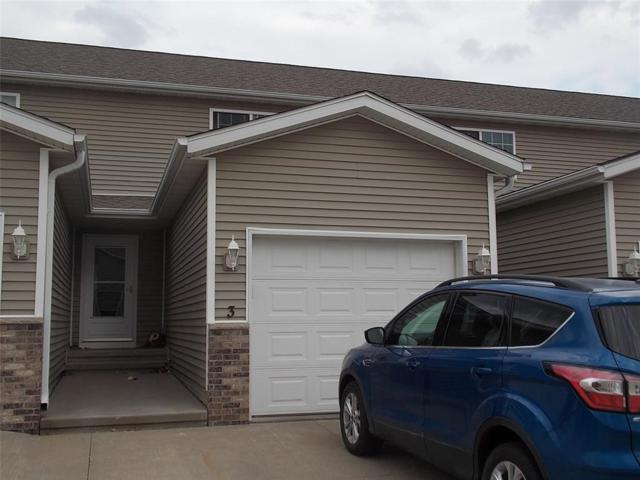 5937 Muirfield Drive SW #3, Cedar Rapids, IA 52404 (MLS #1902815) :: The Graf Home Selling Team