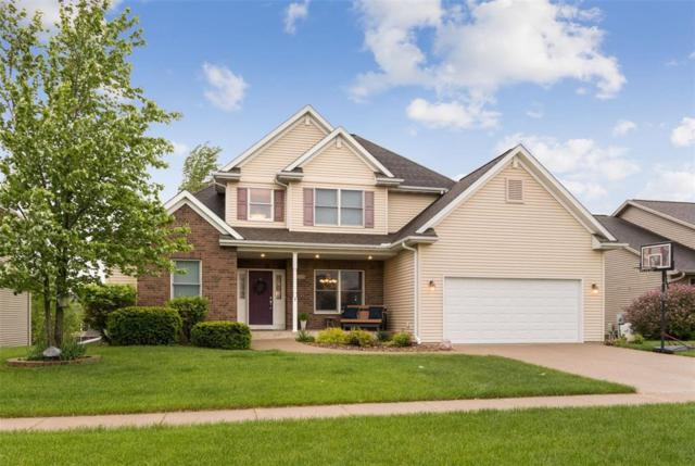 145 Buckingham Place, North Liberty, IA 52317 (MLS #1903814) :: The Graf Home Selling Team