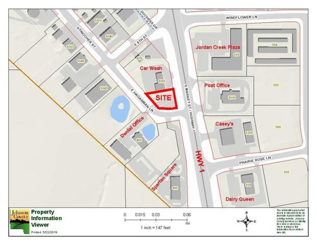 Lot 2 S Market Street, Solon, IA 53333 (MLS #1903946) :: The Graf Home Selling Team
