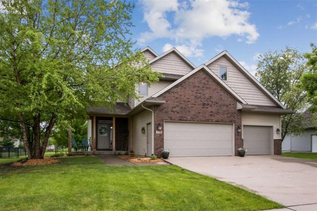 535 Meadow Lane, North Liberty, IA 52317 (MLS #1903971) :: The Graf Home Selling Team