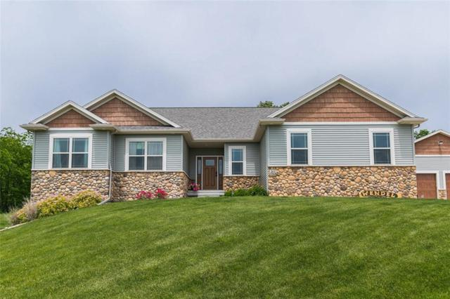 2632 Hunter Court NW, Swisher, IA 52338 (MLS #1904444) :: The Graf Home Selling Team