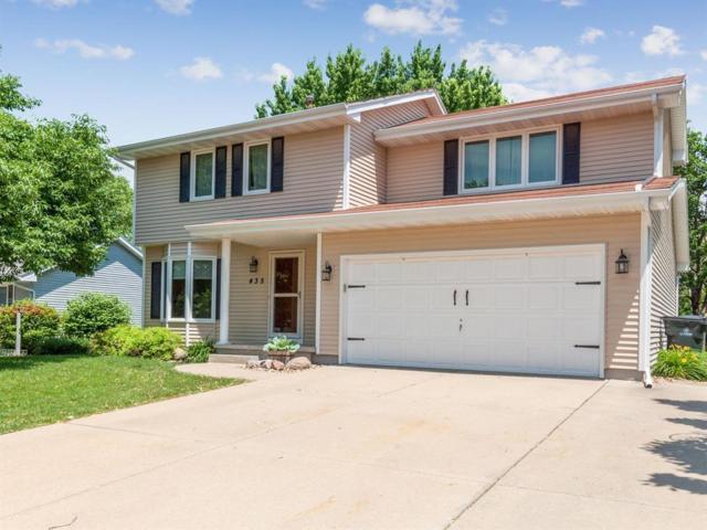 435 Zelda Drive NW, Cedar Rapids, IA 52405 (MLS #1904490) :: The Graf Home Selling Team