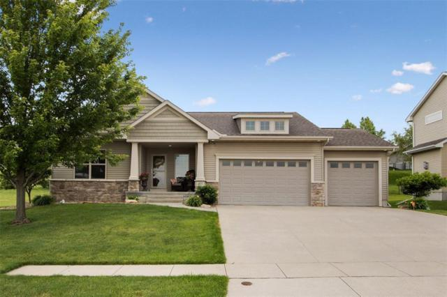 4821 Windmill Drive SW, Cedar Rapids, IA 52404 (MLS #1904553) :: The Graf Home Selling Team