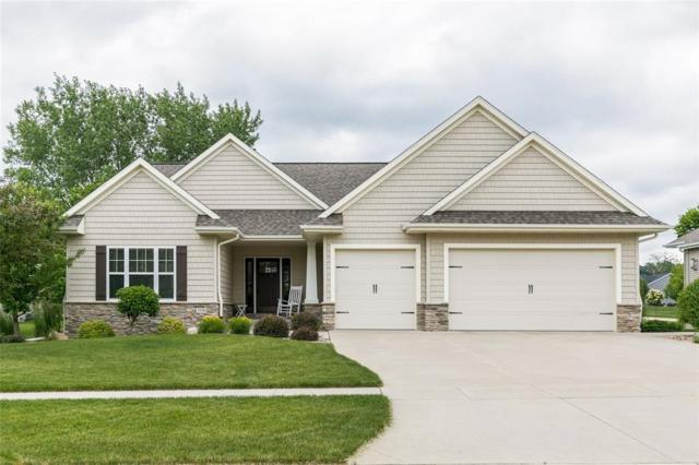 3330 Heartleaf Road, Cedar Rapids, IA 52411 (MLS #1904595) :: The Graf Home Selling Team