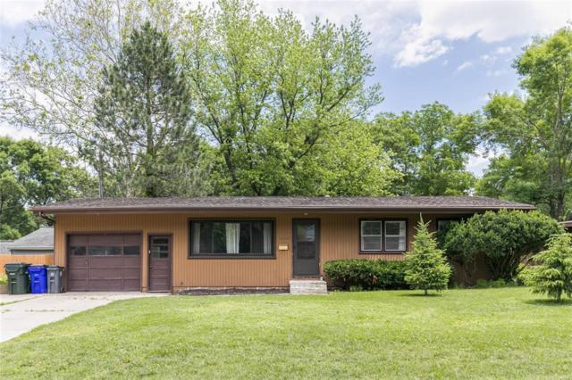 3822 Northwood Drive NE, Cedar Rapids, IA 52402 (MLS #1904618) :: The Graf Home Selling Team