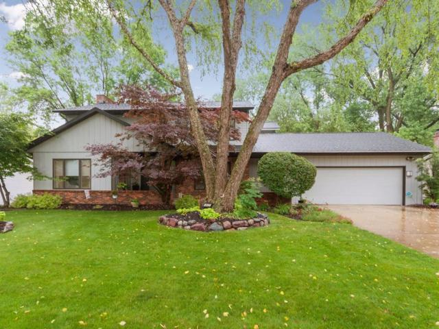 602 Green Valley Terrace SE, Cedar Rapids, IA 52403 (MLS #1904683) :: The Graf Home Selling Team