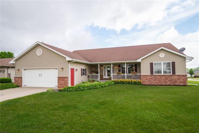 1710 Meadow Ridge Drive, Anamosa, IA 52205 (MLS #1904700) :: The Graf Home Selling Team