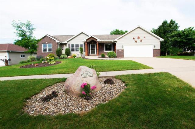 115 Shelly Drive, Robins, IA 52328 (MLS #1904971) :: The Graf Home Selling Team