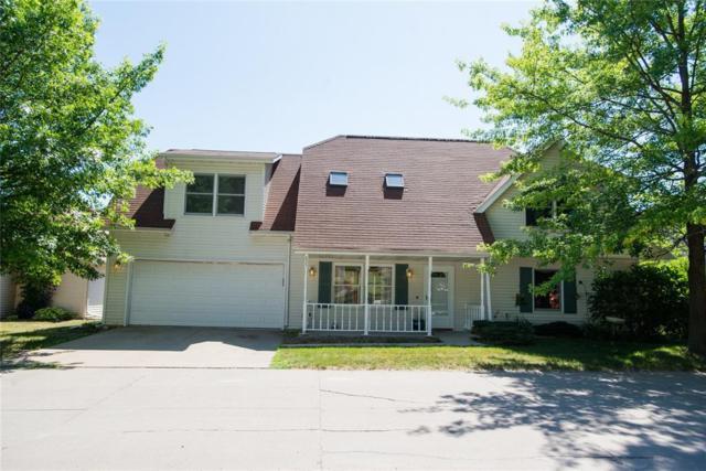 835 Longfellow Court, Iowa City, IA 52240 (MLS #1905208) :: The Graf Home Selling Team