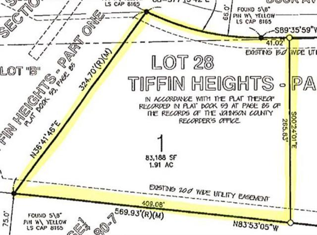 Lot 1 Tiffin Heights Part 5, Tiffin, IA 52340 (MLS #1905251) :: The Graf Home Selling Team