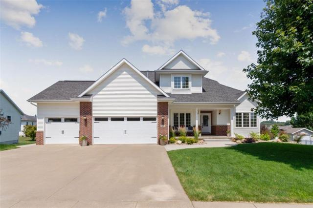437 Wildflower Drive, Fairfax, IA 52228 (MLS #1905368) :: The Graf Home Selling Team