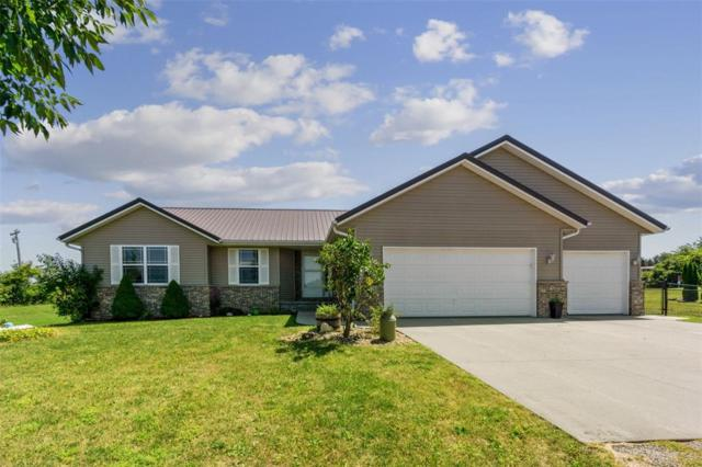 2941 Far Far Way NE, Swisher, IA 52338 (MLS #1905765) :: The Graf Home Selling Team