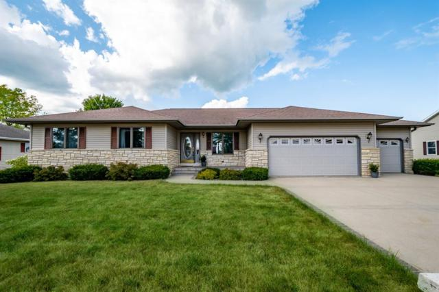 1708 Meadow Ridge Drive, Anamosa, IA 52205 (MLS #1905796) :: The Graf Home Selling Team