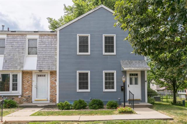 3051 Wayne Avenue #41, Iowa City, IA 52240 (MLS #1905838) :: The Graf Home Selling Team