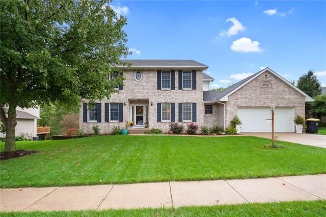 717 Arlington Drive, Iowa City, IA 52245 (MLS #1906751) :: The Graf Home Selling Team