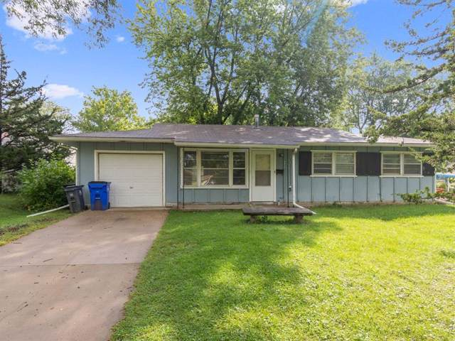 4819 Ford Avenue NW, Cedar Rapids, IA 52405 (MLS #1906804) :: The Graf Home Selling Team