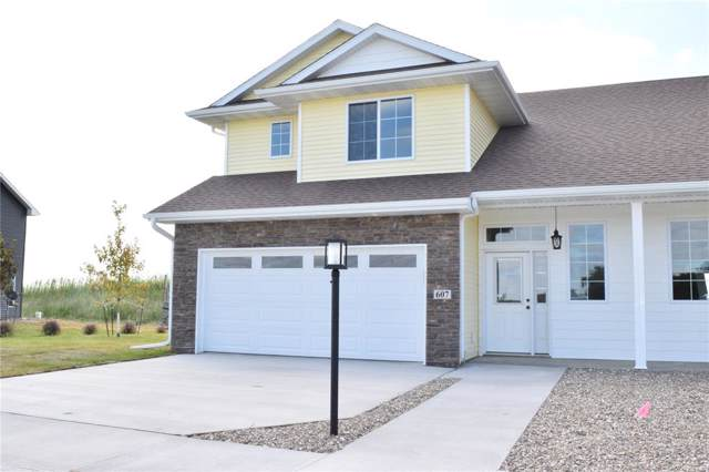 705 Rolling Hills Drive, Tiffin, IA 52340 (MLS #1906809) :: The Graf Home Selling Team
