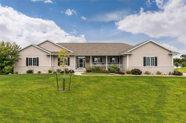 2810 Skyview Drive NE, Swisher, IA 52338 (MLS #1906862) :: The Graf Home Selling Team
