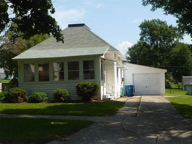 1707 9th Avenue, Belle Plaine, IA 52208 (MLS #1906880) :: The Graf Home Selling Team