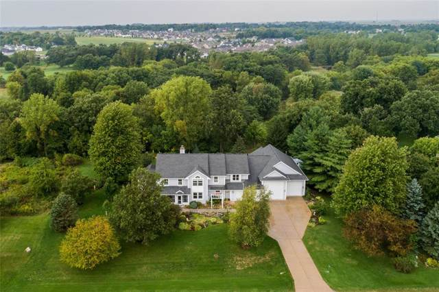 4126 Brookside Drive, Marion, IA 52302 (MLS #1906883) :: The Graf Home Selling Team