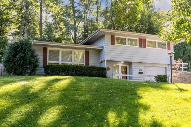406 Red Fox Rd SE, Cedar Rapids, IA 52403 (MLS #1906908) :: The Graf Home Selling Team