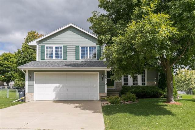 4630 Pearl Avenue NW, Cedar Rapids, IA 52405 (MLS #1906920) :: The Graf Home Selling Team
