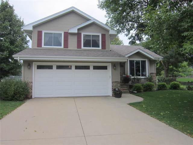 4630 Topaz Avenue NW, Cedar Rapids, IA 52405 (MLS #1906921) :: The Graf Home Selling Team