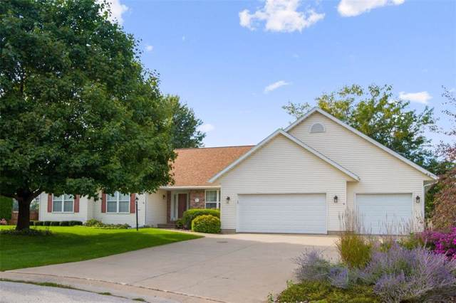 310 Aaron Ct Sw, Swisher, IA 52338 (MLS #1907071) :: The Graf Home Selling Team