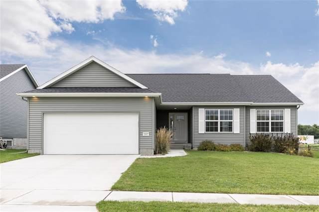 1102 Oak Park Trail, Marion, IA 52302 (MLS #1907164) :: The Graf Home Selling Team