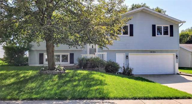 1635 Pleasantview Drive, Marion, IA 52302 (MLS #1907190) :: The Graf Home Selling Team