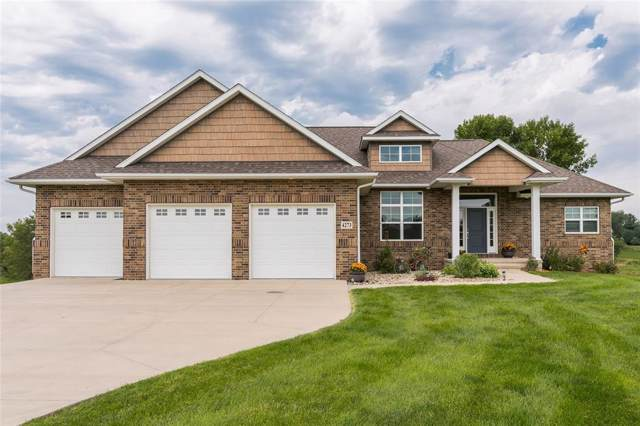 4273 NE Buffalo Court, Solon, IA 52333 (MLS #1907348) :: The Graf Home Selling Team