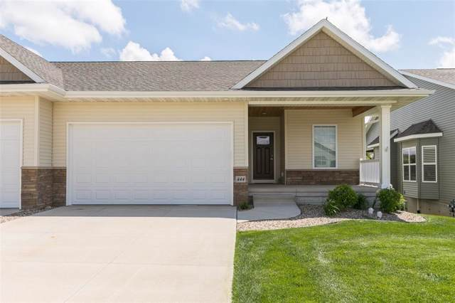 444 Ridge View Drive, Fairfax, IA 52228 (MLS #1907387) :: The Graf Home Selling Team