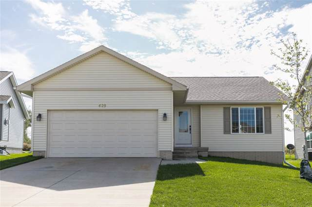 429 Bent Creek Drive, Marion, IA 52302 (MLS #1907450) :: The Graf Home Selling Team