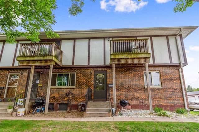 806 36th Street SE, Cedar Rapids, IA 52403 (MLS #1907563) :: The Graf Home Selling Team