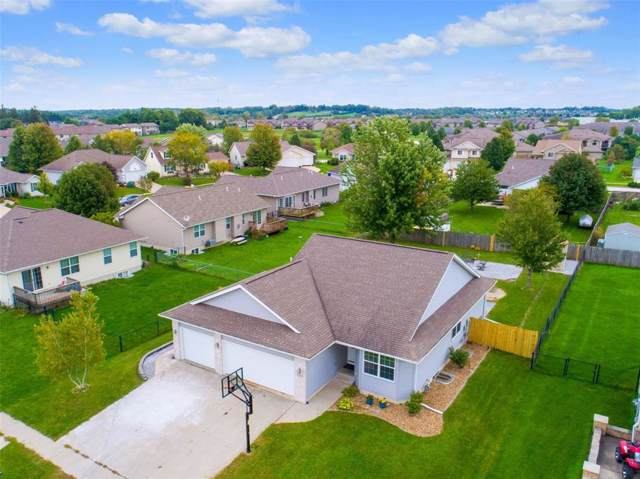 1430 Deerfield Drive, North Liberty, IA 52317 (MLS #1907582) :: The Graf Home Selling Team