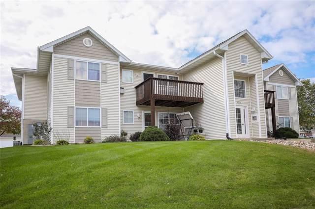 6731 Creekside Drive NE #1, Cedar Rapids, IA 52402 (MLS #1907621) :: The Graf Home Selling Team