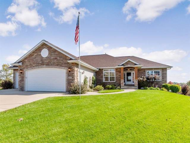 4095 Fox Hollow Court, Marion, IA 52302 (MLS #1907634) :: The Graf Home Selling Team