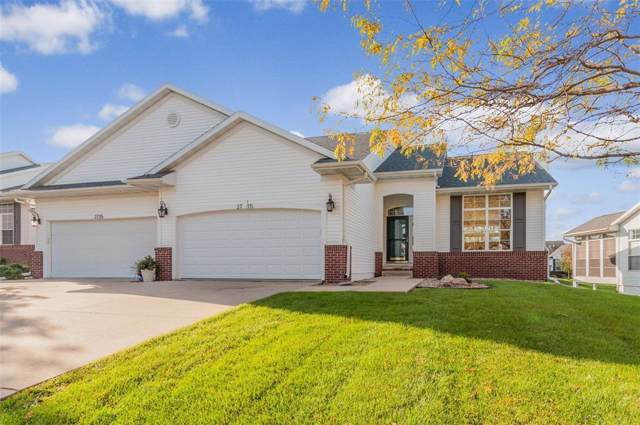 2715 Hunters Ridge Rd, Marion, IA 52302 (MLS #1907648) :: The Graf Home Selling Team