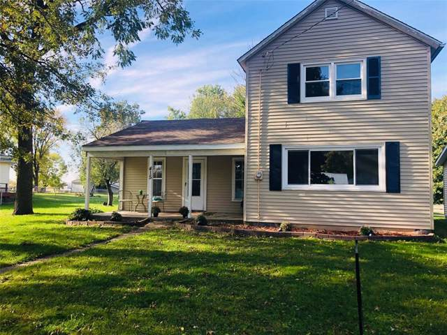 415 Summit Street, Center Point, IA 52213 (MLS #1907684) :: The Graf Home Selling Team