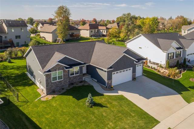 920 Pheasant Lane, North Liberty, IA 52317 (MLS #1907700) :: The Graf Home Selling Team