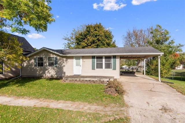 1016 Summit Street, Center Point, IA 52213 (MLS #1907734) :: The Graf Home Selling Team