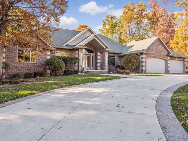 2213 Aspen Ridge SE, Cedar Rapids, IA 52403 (MLS #1907823) :: The Graf Home Selling Team