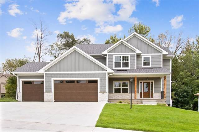 2933 Pine Hill Trace, Coralville, IA 52241 (MLS #1908159) :: The Graf Home Selling Team