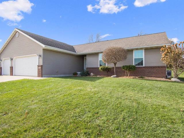 405 Prairie View Circle, Fairfax, IA 52228 (MLS #1908177) :: The Graf Home Selling Team
