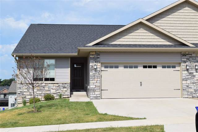 1205 Creekside Drive, Tiffin, IA 52340 (MLS #1908236) :: The Graf Home Selling Team