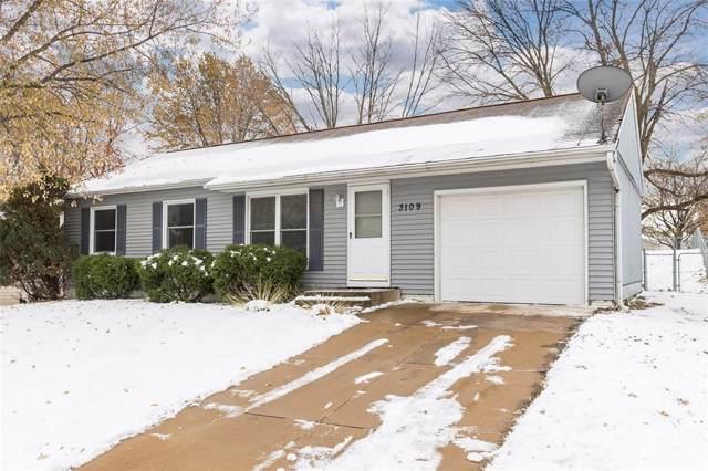 3109 33rd Avenue SW, Cedar Rapids, IA 52404 (MLS #1908298) :: The Graf Home Selling Team
