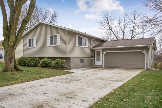 224 32nd Street NW, Cedar Rapids, IA 52405 (MLS #1908416) :: The Graf Home Selling Team