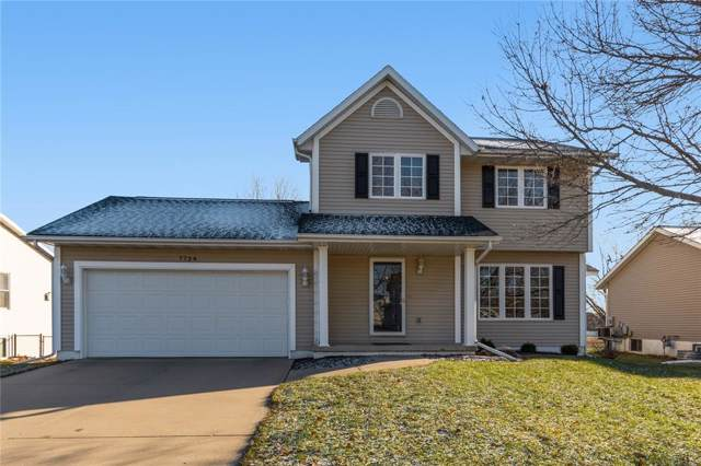 7724 Pin Tail Drive NE, Cedar Rapids, IA 52402 (MLS #1908492) :: The Graf Home Selling Team